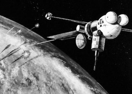 美专家:建太空军将从十大方面削弱美国 使美更弱