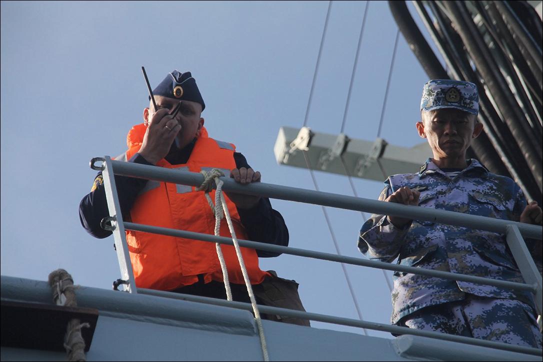 中国首次参加俄东方演习规模空前 释放三大信号