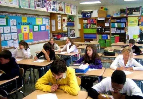 老板儿子被送进美国高中 三堂课彻底改变富二代