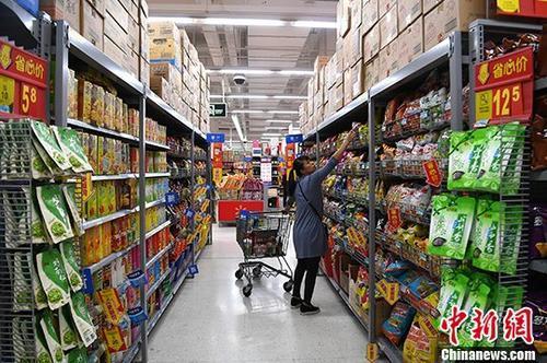 国家统计局:7月份居民消费价格同比上涨2.1%