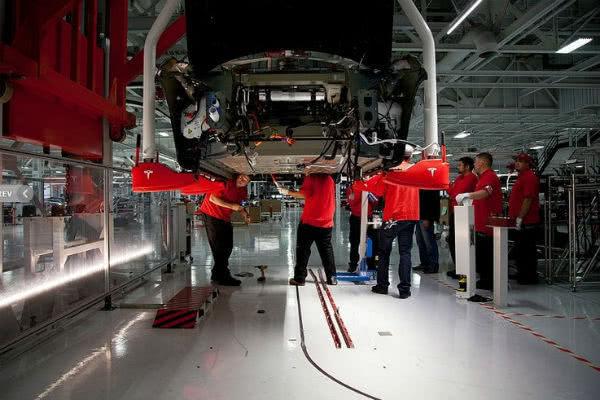 """内部资料被泄露,特斯拉86%的车辆需要""""回炉返工"""""""