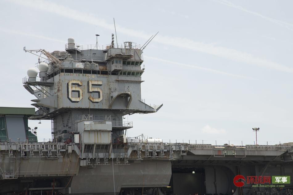 10年+15亿美元:美军拆航母成本堪比新造一艘