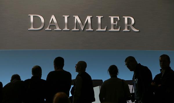 因美国恢复对伊朗制裁,奔驰母公司德国戴姆勒暂停在伊业务