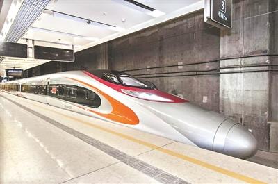 香港西九龙站预计9月下旬通车 为世界最大的地底铁路站