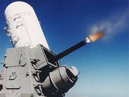 美称伊朗山寨美密集阵近防系统 已装备军舰