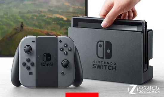 Switch将推超级强化版 4K分辨率+独占大作