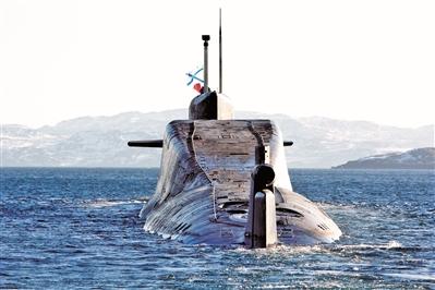 """海豹""""胡须技术""""或将成潜艇""""杀手"""""""