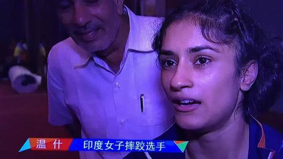 温什期待着东京奥运为印度拿下金牌。