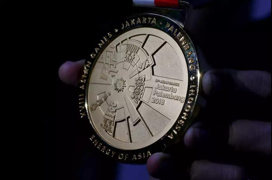 啥?金牌竟是银做的?这些亚运冷知识很多人不知道……