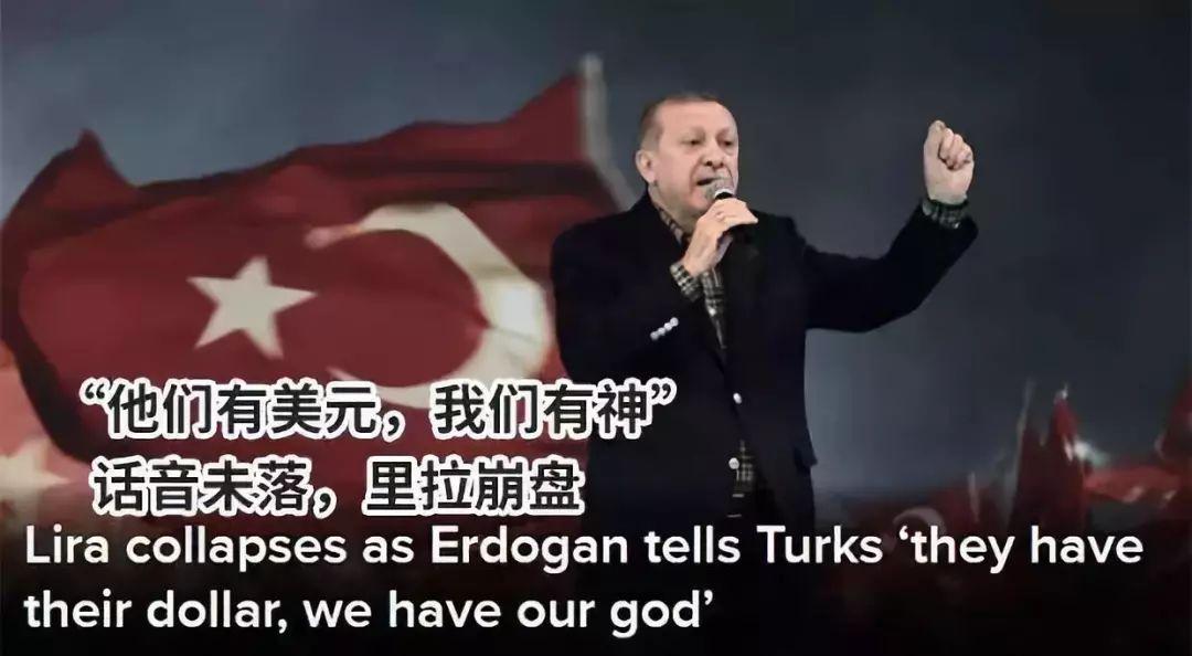大放水房价飙升、大打贸易战 土耳其崩溃全球惊心