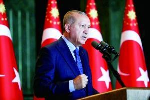 """特朗普称土耳其""""正在犯严重错误"""" 土耳其:不会让步"""