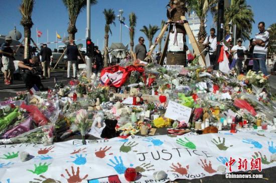 法国尼斯再举行放烟花活动 安保严密防范恐袭