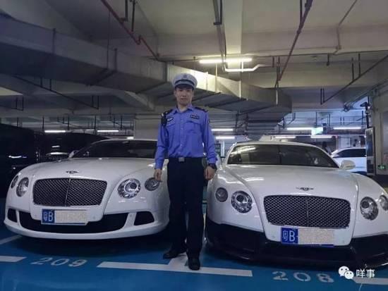 深圳400万宾利狂收广州罚单 车主高额悬赏发现这一幕