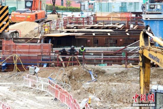 港府回应土瓜湾站工程事件 未发现明显结构安全问题