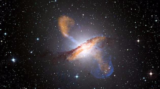 """黑洞是怎么观测到的?其实你看到的只是""""吸积盘"""""""