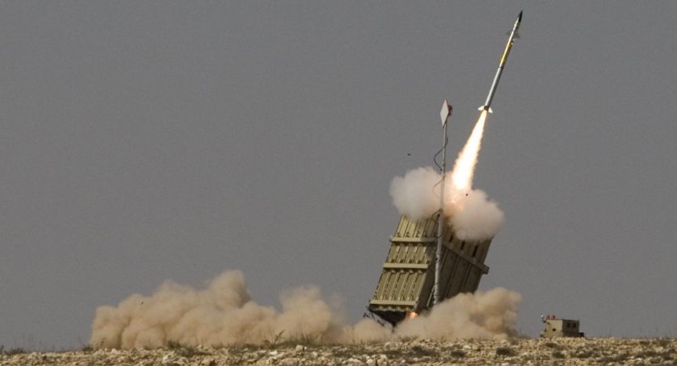 哈马斯5小时内向以色列投70枚火箭弹 以军报复