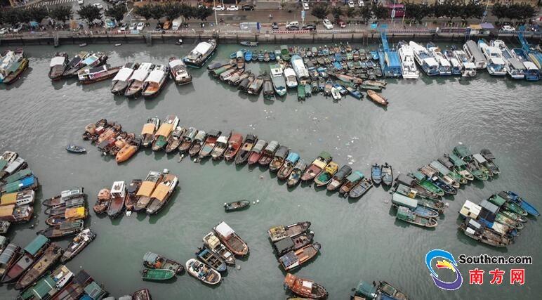 """台风""""贝碧嘉""""或午前登陆珠海到电白一带"""
