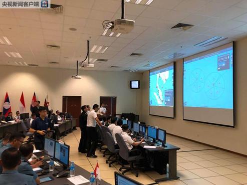 中国东盟桌面演练海上搜救 为首次海上演习备战