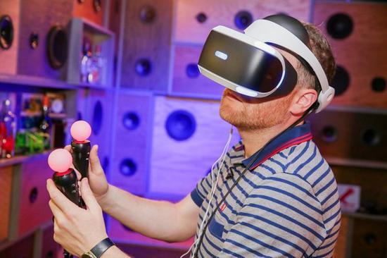 销量300万台 索尼PS VR表现依然强劲