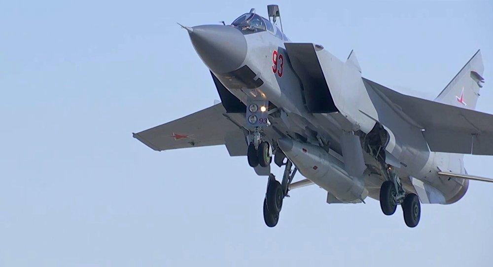 俄启动第五代截击机研发工作 可在太空执行任务