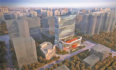 广州粤剧院新址奠基 将于2021年5月完工