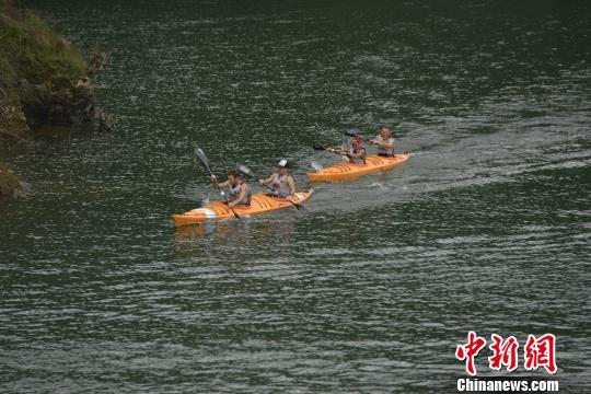 新西兰探路者队获第15届中国国际山地户外运动公开赛总冠军