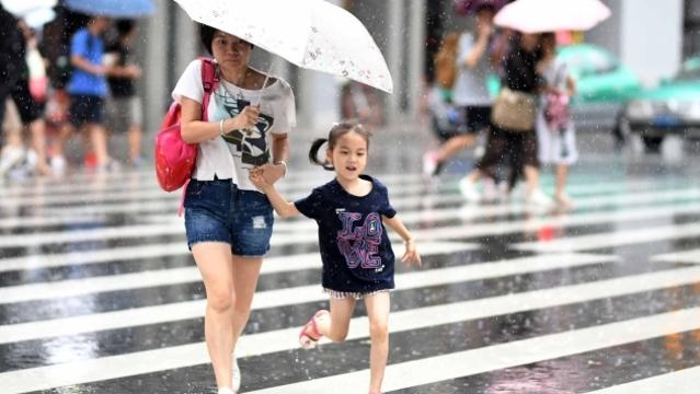 双台风或先后袭粤 广州明起有雷雨