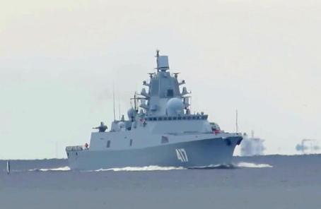 造了十二年!俄最先进护卫舰终服役