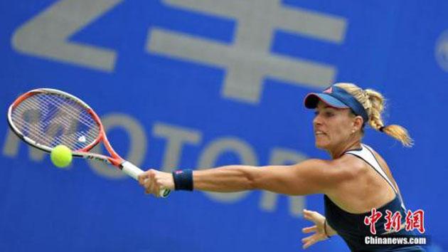 科贝尔入围WTA年终总决赛 成继哈勒普之后第二位