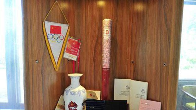 海南首家私人体育博物馆初见规模 藏品达2000余件