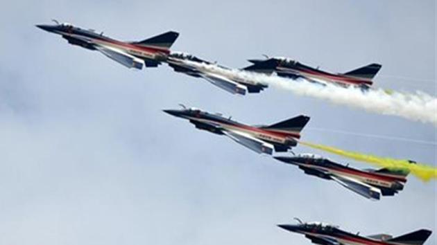 中国航展将于11月6日在珠海启幕
