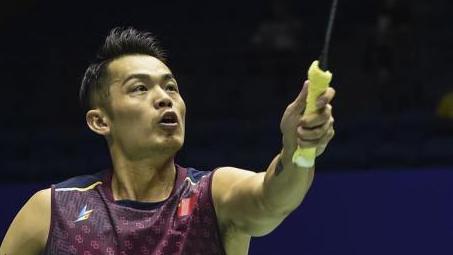 中国公开赛林丹遭金廷逆转 连续两年止步首轮