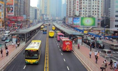 """今起3天,BRT邀您""""1分钱乘车"""""""