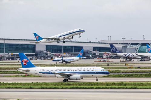 白云机场预新开28条国际航线 多个欧美城市直飞广州
