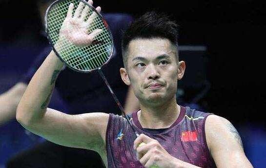 中国羽毛球公开赛谌龙险胜队友过关 林丹首轮出局