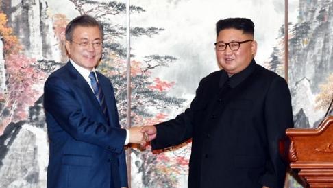 """54小時""""金文會""""再促半島和解 朝鮮展開放姿態"""