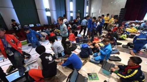 """教育部规范中小学生竞赛:不再是升学""""敲门砖"""""""