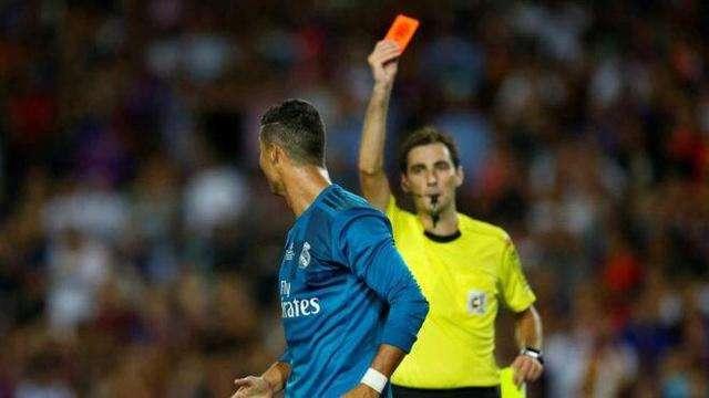 阿莱格里:若有视频裁判 C罗或不用吃红牌