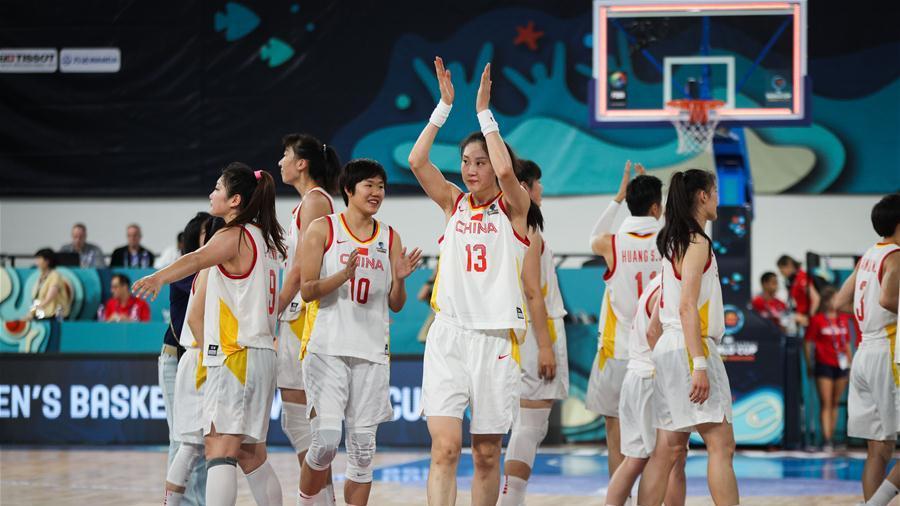 女籃世界杯小組賽:中國負美國