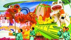 """廣東慶祝""""中國農民豐收節""""主會場在梅州啟動"""