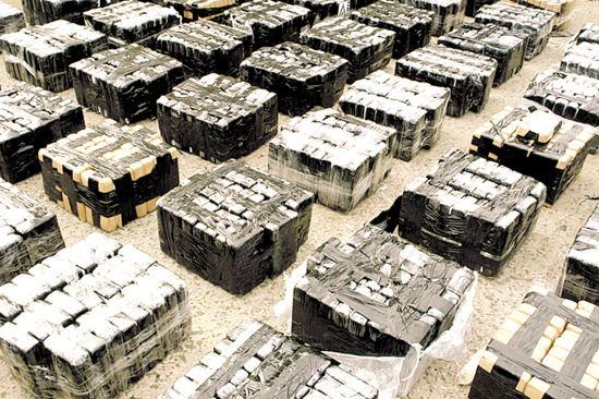 深圳破10亿贩毒案缴获1.3吨可卡因:拆包花了3天3夜