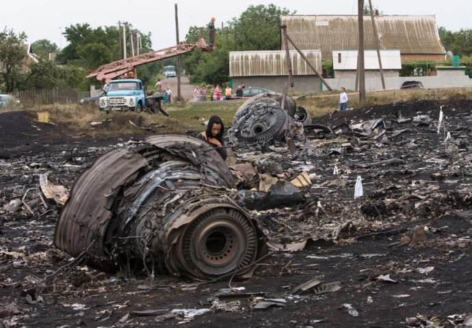 俄发布MH17空难所涉导弹资料 称其属于乌克兰军队