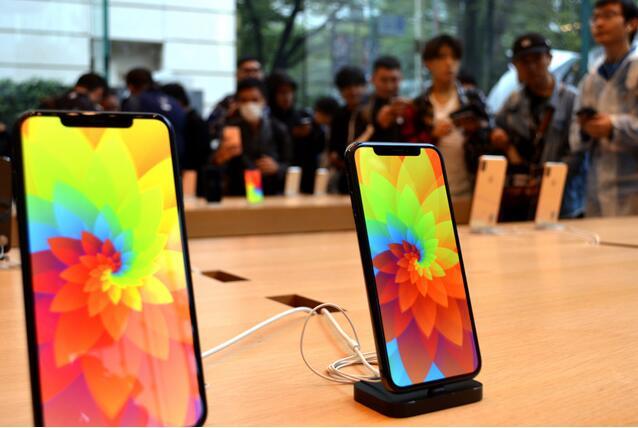 新iPhone日本上市 日本网友:这么贵能卖出去