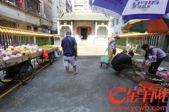 廣州整治272個城中村 一個月清出積存垃圾23萬噸