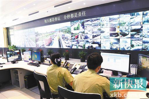 24日广州地铁延长1小时收车 虎门大桥两入口实施交通管制