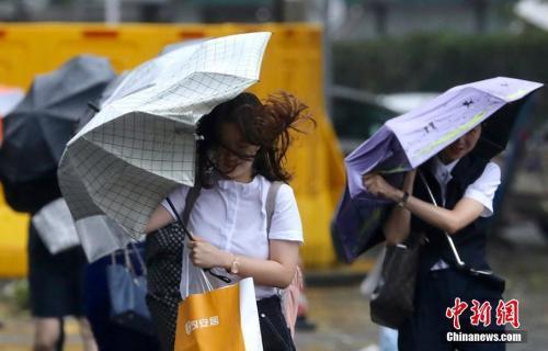 雙臺風來勢洶洶逼近華南!