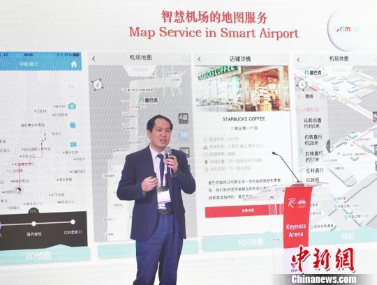 """广州白云机场建设""""智慧机场"""" 将提供无感知过检"""