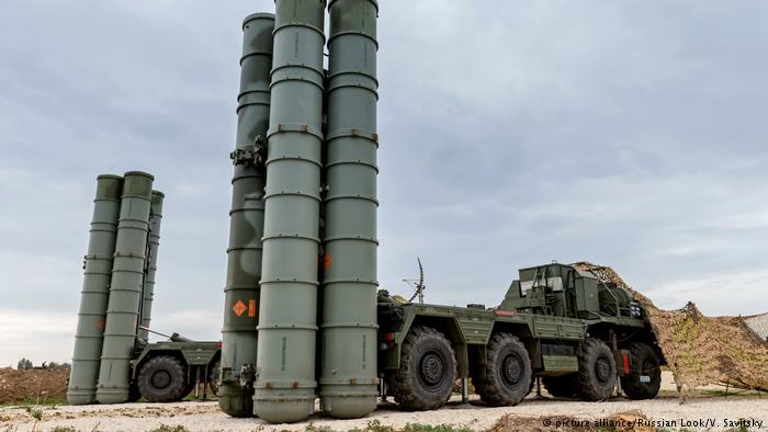 回应军机被击落:普京决定向叙利亚提供S-300