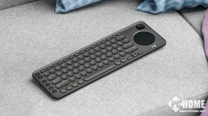 罗技推K600 智能电视也有了自己的键盘