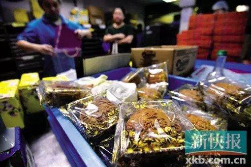贪便宜低于七折买广州酒家月饼?很可能是假货